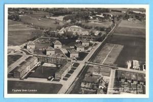 Punkthusen 1957