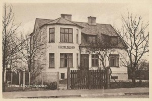 gamlaforamlingshemmet