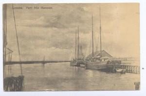 hamnen sekelskiftet